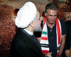 حمله به صفحه اینستاگرام رئیس جمهور! درخواست های عجیب و بی ربط از حسن روحانی درباره استعفای کی روش