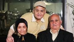از بادیگارد امیر تتلو و گنده لات های مشهور تهران تا ستاره های سینما؛ همه در شب وداع همیشگی اکبر عبدی با پدرش در غم او شریک شدند/گزارش اختصاصی شبکه تی وی پلاس
