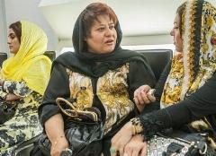 بازیگر جم در جشنواره فجر تشویق شد