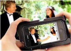 وقتی بازیگر زن هالیوودی با حرکت عجیب خود باز هم دنیا را متحیر کرد؛ فیلم برداری عروسی با آی فون و تصاویر آن؛ «زُل» تقدیم می کند