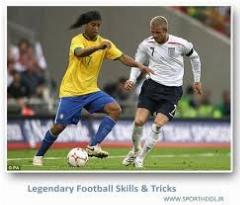 دریبل های چشم نواز و دیدنی در دنیای فوتبال/از دیدن این ویدئو لذت ببرید