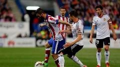 خلاصه بازی والنسیا 1-3 اتلتیکو مادرید