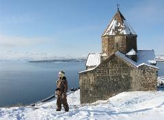 گیر کردن وسط نا کجا آباد بدون امکانات و غذایی لذیذ در رستورانی دور افتاده؛ سفرنامه ارمنستان را از دست ندهید