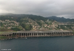 ترسناک ترین فرودگاه اروپا در جزیره مادیرا پرتغال