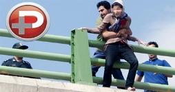 از عجیب ترین خودکشی این روزها تا انفجار در استادیوم فوتبال اصفهان