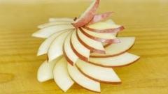 هنر در آشپزخانه/تزئین میوه ها به شکل های جالب و زیبا
