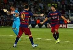 خلاصه بازی بارسلونا 2-1 سویا