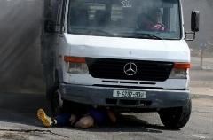 پدری که با کامیون پسر ۵ ساله اش را زیر گرفت!