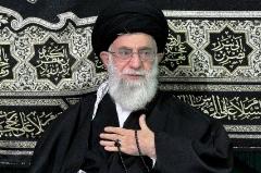 جانبازی که سخنرانی عزاداری بیت رهبری را متوقف کرد + فیلم