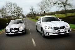 کل کل BMW و AUDI سر صدای اگزوز