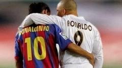 تقابل دو بازیکن بزرگ و دوست داشتنی  از سرزمین مهد فوتبال