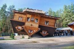 عجیب و غریب ترین معماری های دنیا مربوط به کدام کشور است؟