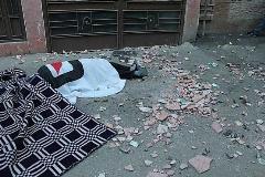 ماجرای جسد مشکوک در عابربانک در خیابان شوش!!