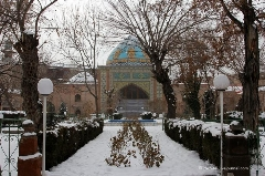 گشت و گذار در تنها مسجد 250 ساله ایروان همراه با خادم ارمنی مسجد :سفرنامه ی تی وی پلاس ارمنستان