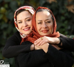 حضور مهراوه شریفی نیا و آزیتا حاجیان در سه ستاره
