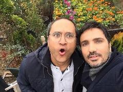 حافظیه و شاهچراغ با رامبد جوان، علی ضیاء و محمدرضا فروتن/شیرازگردی با ستاره ها