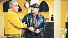 بلایی که مهران مدیری روی آنتن تلویزیون سر یک پسر جوان آورد!/اقدامی که باورتان نمی شود اما قهقهه خواهید زد