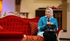 مهراوه شریفی نیا با زرنگی از دست سوالات جنجالی مهران مدیری فرار کرد/مدیری: اگر وقت کردی یک ساعت هم به ازدواج فکر کن!