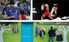 عکس نامربوطی که علی ضیاء به هادی نوروزی مربوط کرد!/ پرسپولیسی ها با فحش هایشان بازیگر استقلالی را نقره داغ کردند/ دزدی لباس فروش ها از دیوار مهربانی- آمپاس تقدیم می کند