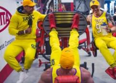 قویترین مردان ایران در جشن رونمایی از خاص ترین برند بادی بیلدینگ دنیا