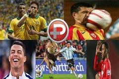 در فوتبال لحظه هایی وجود دارد که ممکن است از خنده روده بر شوید!!
