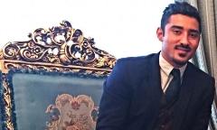 فیلم مراسم عقد ستاره تیم ملی فوتبال ایران در حرم امام رضا (ع)