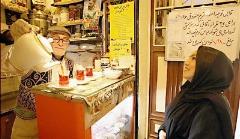 از یک چای دبش در قدیمی ترین قهوه خانه بازار بزرگ تا سالاد سزار در لوکس ترین مراکز خرید تهران/تهران گردی با چاشنی خرید