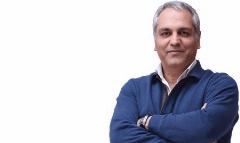 مهران مدیری سبیل های چندین ساله بازیگر سرشناس را روی آنتن تلویزیون تراشید!