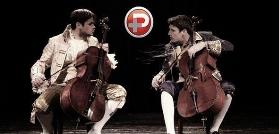 این دو پسر هنرمند دیوانه، یکی از کلاسیک ترین استیج های دنیا را  به آتش کشیدند!!