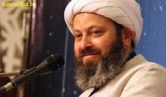 فیلم آواز خواندن یک روحانی پیش چشم محمد باقر قالیباف