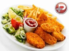 خوشمزه ترین و سالم ترین ناگت ها را می توانید به راحتی در منزل تهیه کنید؛ راهکاری متفاوت در تهیه ناگت مرغ در آشپزخانه تی وی پلاس