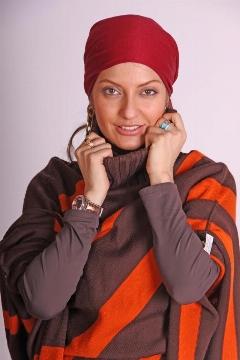 عکس هایی از مهناز افشار و علاقه اش به مدلینگ/ سکانسی از فیلم سینمایی زهر عسل