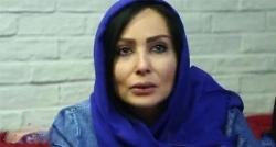 دابسمش خنده دار بازیگر زن سرشناس سینما بعد از گل چهارم پرسپولیس به استقلال
