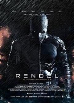 """ظهور یک ابر قهرمانی دیگر، در شهری مملو از گناه!/ تریلر رسمی فیلم  """"rendel"""""""