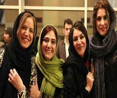 جشن طلاق باران کوثری با حضور دیگر بازیگران زن سینما؛ سکانسی از فیلم پرفروش توفیق اجباری