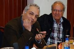 فیلمی از نوحه سرایی آقای بازیگر در مجلس ختم پدر زنش/سکانسی زیبا از سریال بزنگاه