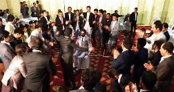 رقص و پایکوبی در یک مراسم عروسی در شمال کشور فاجعه آفرین شد؛ سکانسی از سریال محبوب پایتخت