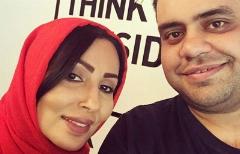 دابسمش بُمب بدل مجری تلویزیون از دختری که بخاطر سوتی های پدرش، سوژه شبکه های اجتماعی شد