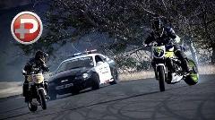 این تصاویر کاملا واقعیست؛ تعیقب و گریز هیجان انگیز پلیس های موتور سوار برزیل