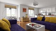 دکوراسیون شیک و لوکس با کمترین هزینه!!/ راهکارهای کوچکی که خانه شما را لوکس و مدرن نشان می دهند