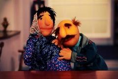 مشارکت آقای مجری در دزدی ماشین به خیر گذشت؛ سکانسی زیبا از محبوب ترین عروسک های تلویزیون ایران
