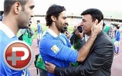 رابطه فوتبالیست مشهور با پسر دخترنما لو رفت/فرهاد مجیدی جایگزین پرویز مظلومی میشود؟