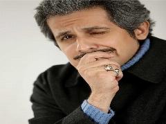 رژه جواد رضویان در سالن مد و فشن به سبک غربی ها!!