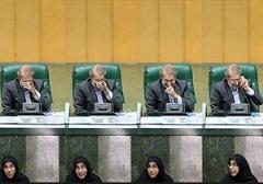 """شروع سخنان خانم نماینده با """"به نام خدای رنگین کمان"""" که باعث خنده رئیس مجلس شد+ فیلم"""
