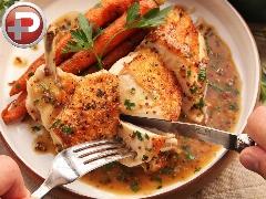 یک غذای سریع اما خوشمزه؛ طرز تهیه مرغ شیرین با طعم سویا