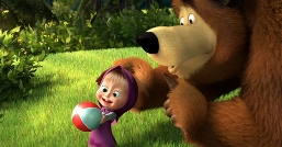 این دختر کوچولوی بامزه یک جنگل را بهم ریخت!