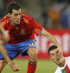 حرکتی خنده دار از بازیکنی که بعد از گل کردن پنالتی جوگیر شد