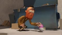 با دیدن این ویدئو خجالت زده می شوید، مرد نیازمندی که از همه بخشنده تر است؛ قسمتی از انیمیشن my little friend