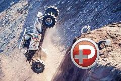 راننده های دیوانه ای که با ماشین های مجهز خودشون از دیوار صاف هم بالا می روند!