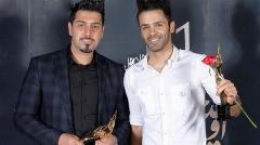 احسان خواجه امیری یا سیروان خسروی؟ کدام ستاره عنوان هیت ترین خواننده خیابان های تهران را تصاحب خواهد کرد؟/در اولین نظرسنجی خیابانی تی وی پلاس به خواننده محبوب خود رای بدهید